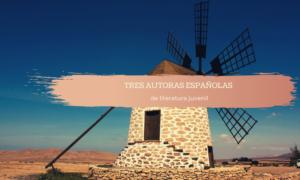 Autoras españolas